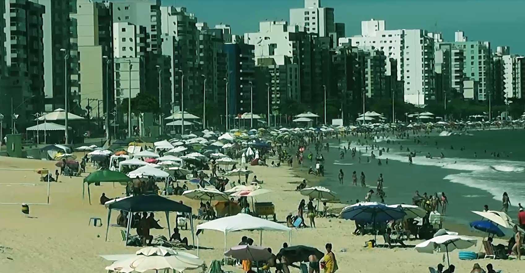 Prefeitura abre inscrições para quem quiser vender produtos nas praias durante o verão