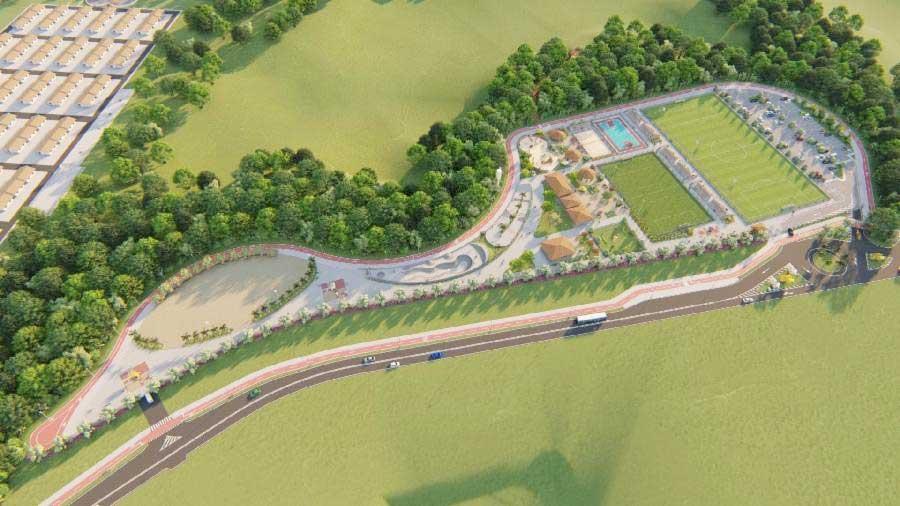 Em parceria com a Vale, Serra vai ganhar novo parque municipal