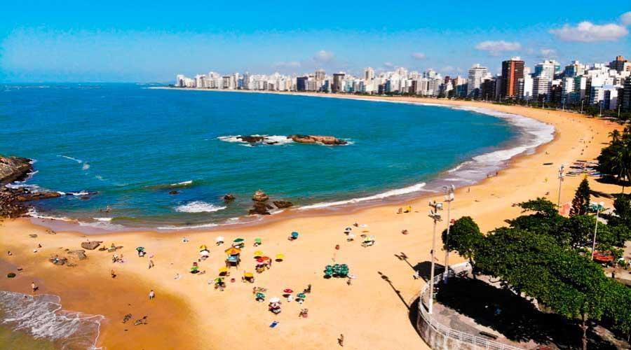 Vila Velha tem quatro locais impróprios para banho; 10 praias estão liberadas