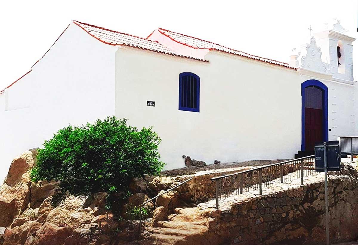 Capela de Santa Luzia é reaberta