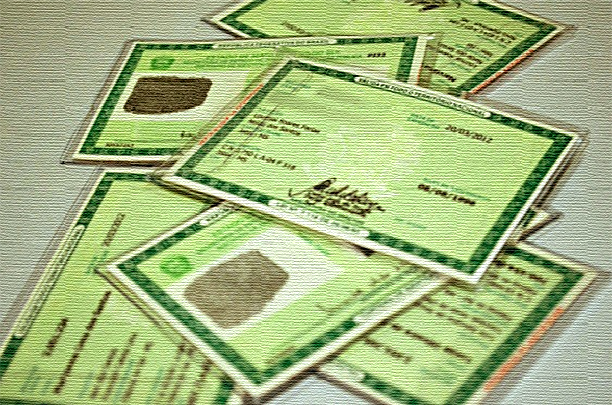 Vitória agenda para emissão de carteira de identidade